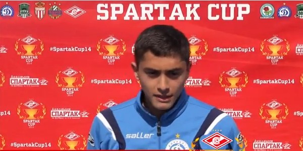 Roman Yuzepchuk about the results of the Spartak Cup